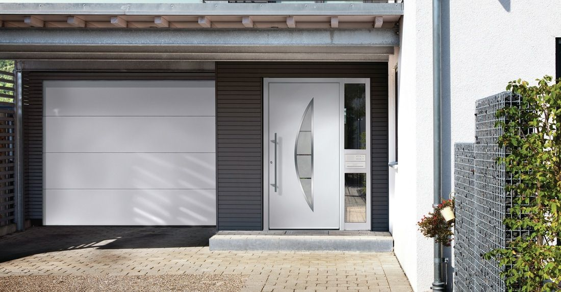 A Groke Modern Entry Door Is Without Question The Ultimate Finishing Touch For Your Entryway Offering An Unmatched Combination Of Craftsmanshi Casas Puertas
