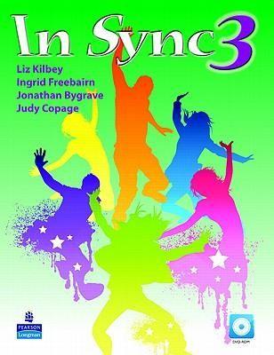 In Sync 3, In Sync By Liz Kilbey, 9780132547710., Nauka języków obcych <JASK>