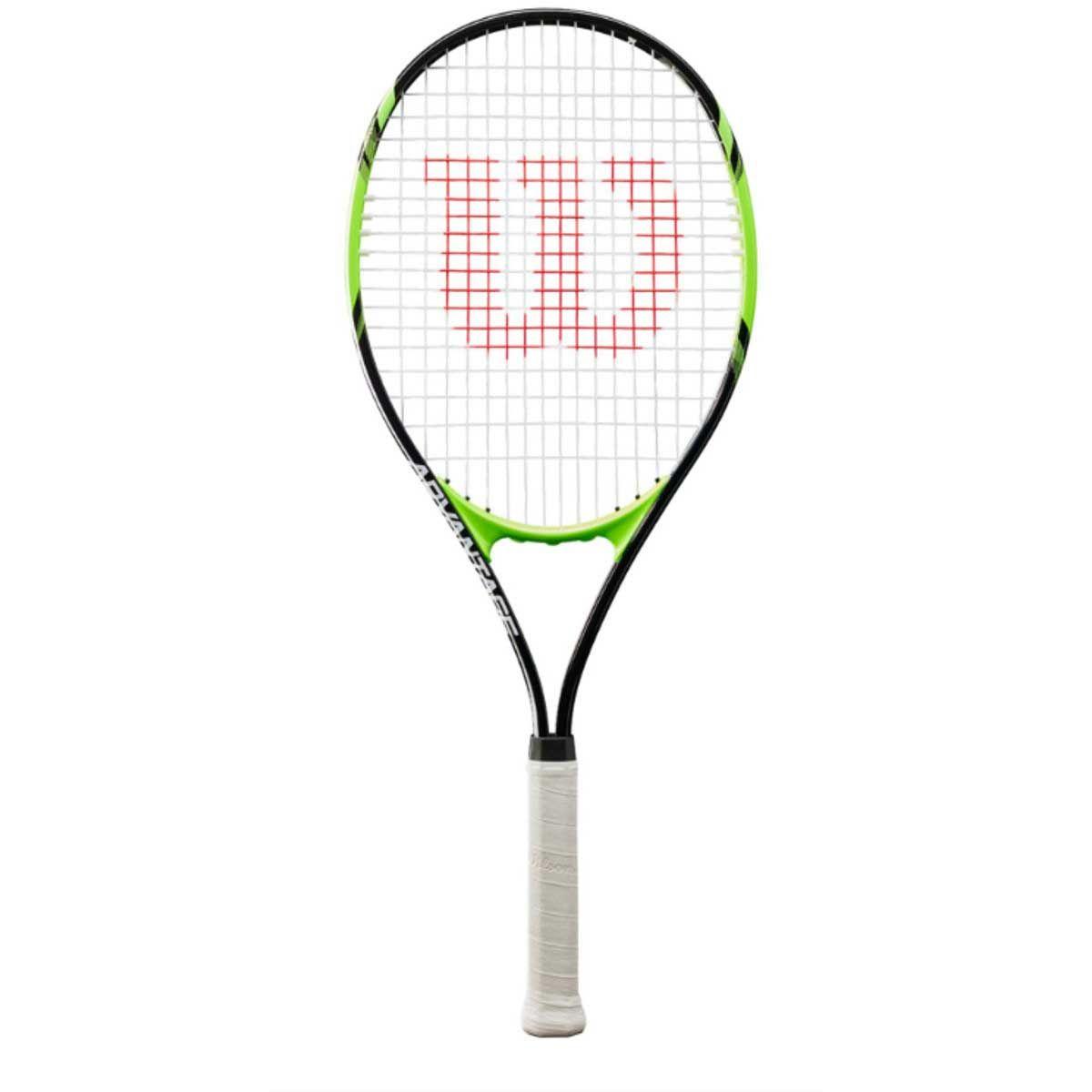 Buy Wilson Advantage Xl Tennisracquet 274 Gm Strung Online India Order Wilson Advantage Xl Tennis Racquet 274 Gm Tennis Racquet Racquets
