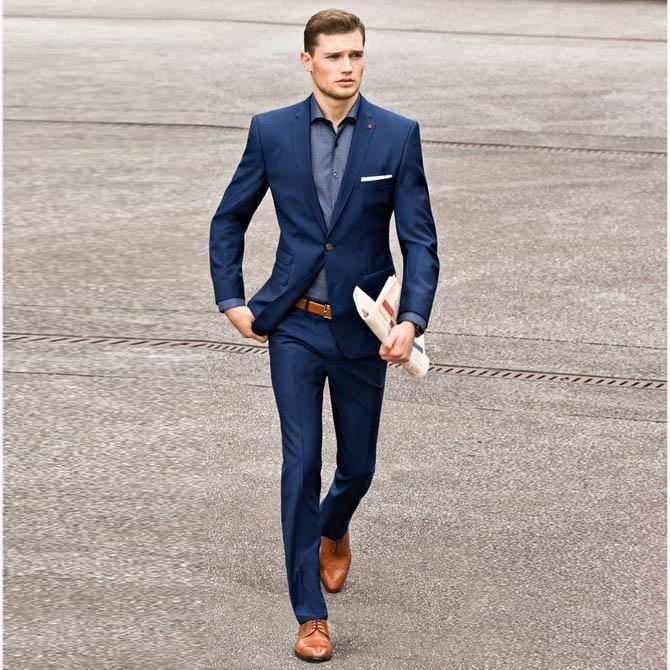 Pin en Man suit Trajes elegantes