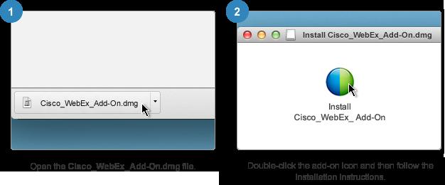 Set Up WebEx Cisco WebEx Meetings Instructional design