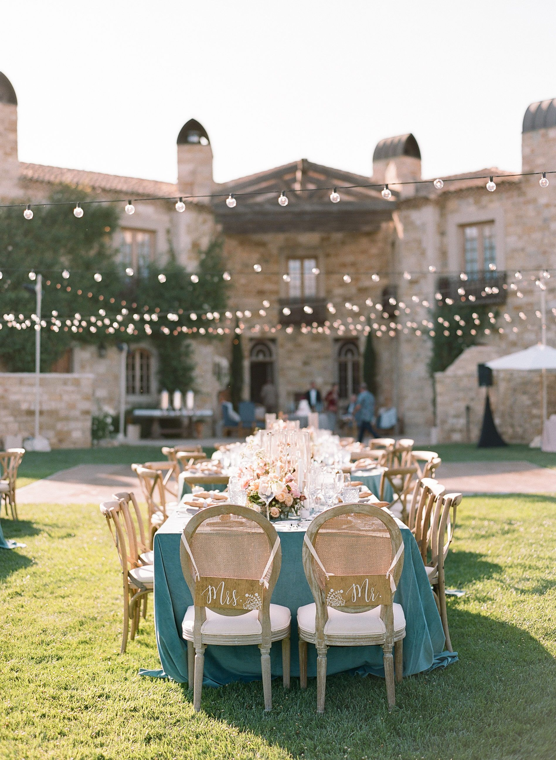 The Villa at Sunstone Inspired This Couple's Wedding Style ...