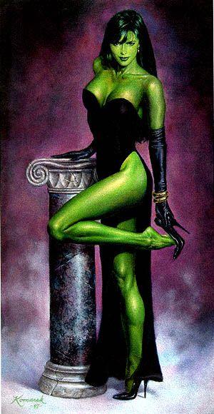 She Hulk In Black Dress By Captpatriot2020 On Deviantart Shehulk Marvel Women Hulk