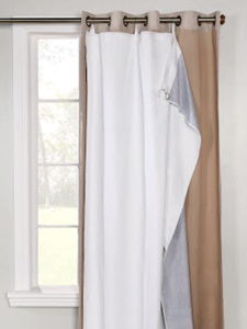Insulated Curtain Liner Panel Insulated Curtains Curtains