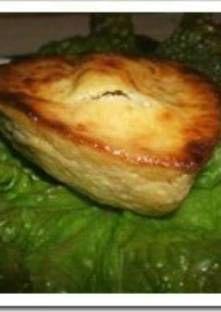 Recette de Moelleux de champignons de paris, cœur tartare