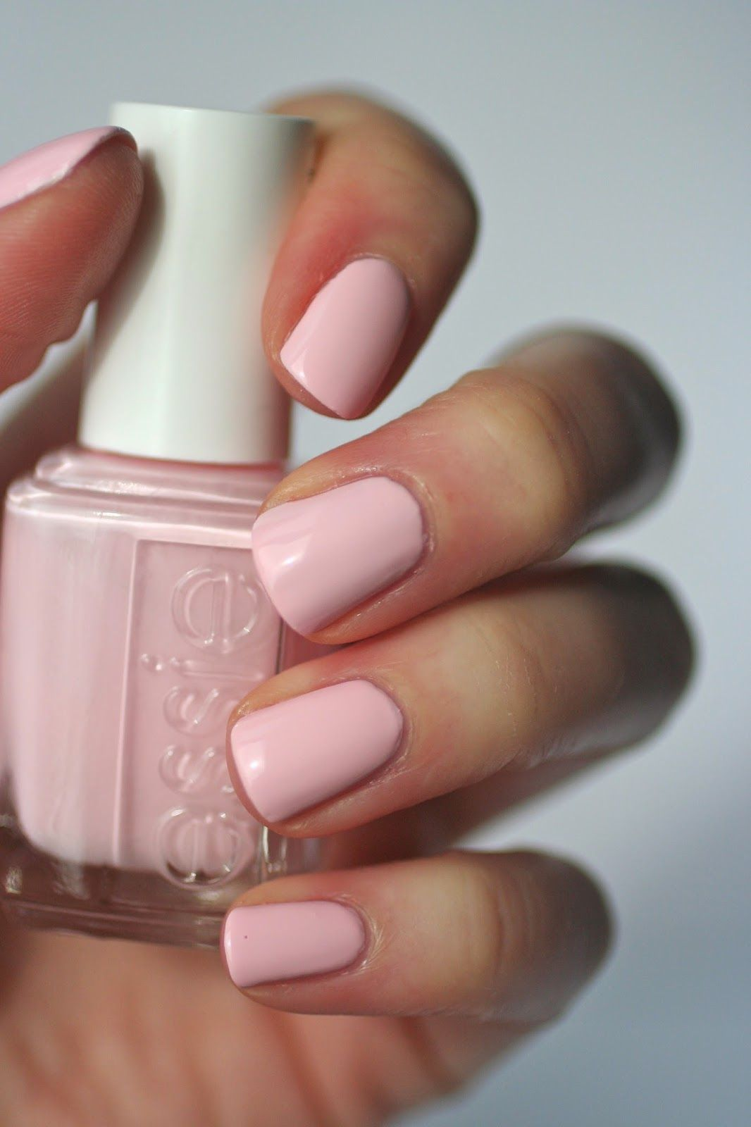 Essie Fiji www.essieenvy.com | Nails | Pinterest | Pale pink, Nail ...