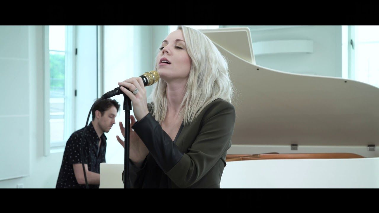 Just Want You By Sarah Reeves Ivory Sessions Beautiful Songs Christian Music Videos Christian Music