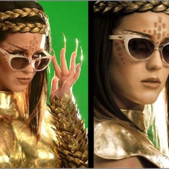 Katy with Long LONG E.T. Nails! | E.T. feat. Kanye West | Pinterest ...