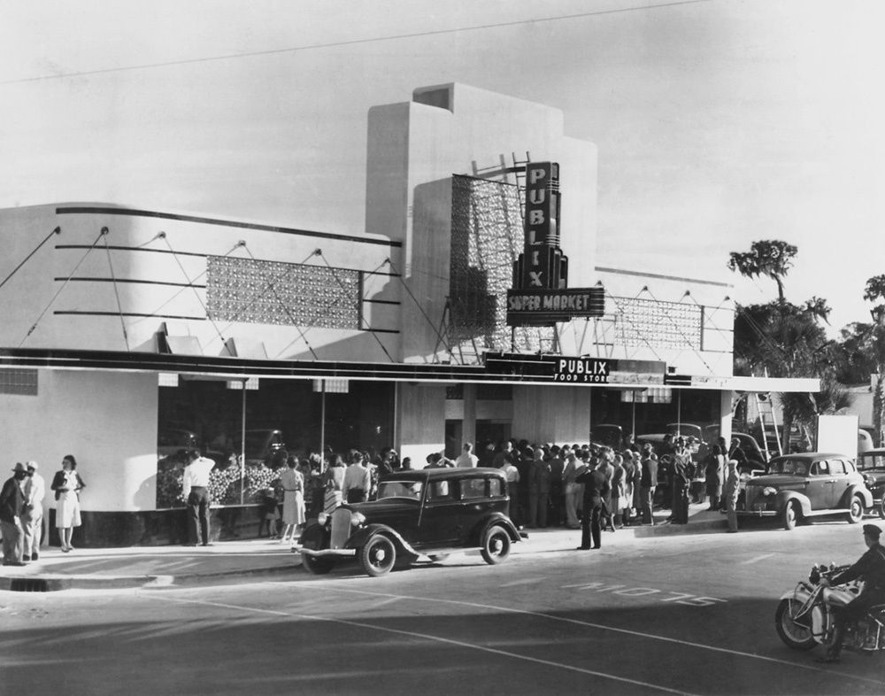These Vintage Photos Prove Publix Has Always Been Awesome