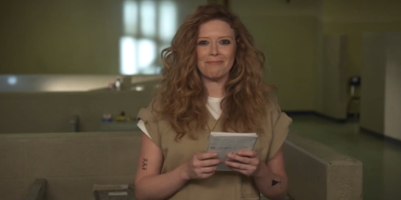 """This  """"Orange Is the New Black"""" Christmas Song Is Perfect -Cosmopolitan.com"""