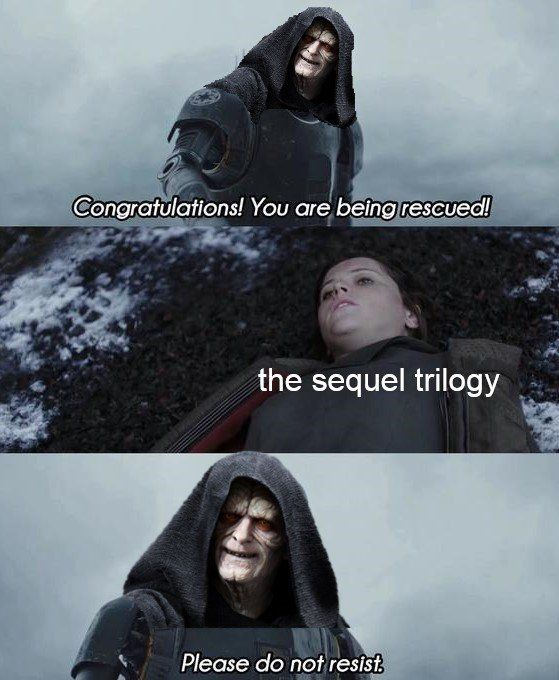 No One Is Ever Really Gone Prequelmemes Star Wars Song Funny Star Wars Memes Star Wars Memes