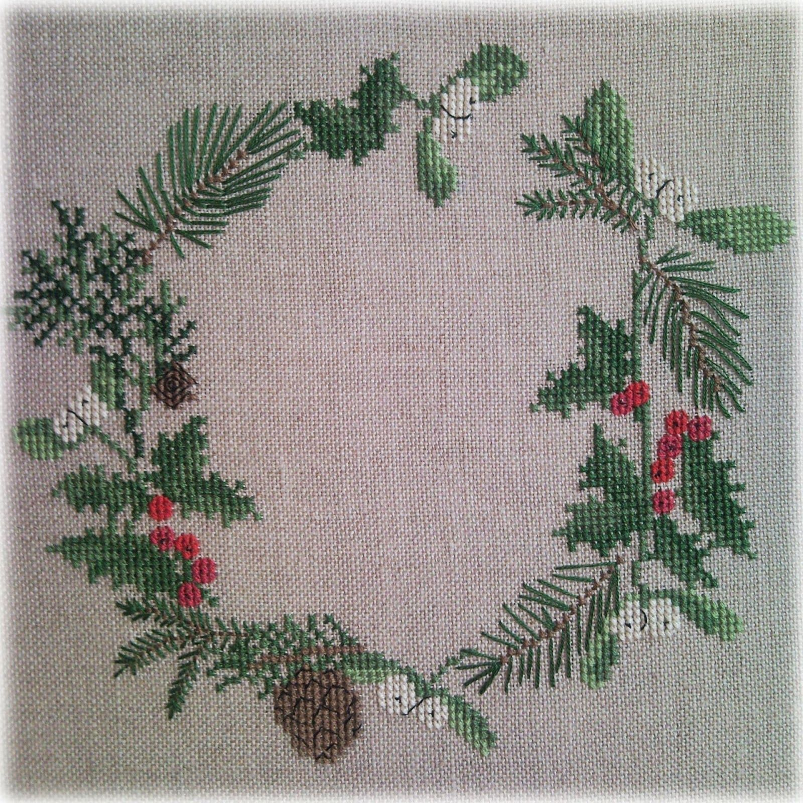 Anyutkin room wreaths from acufactum