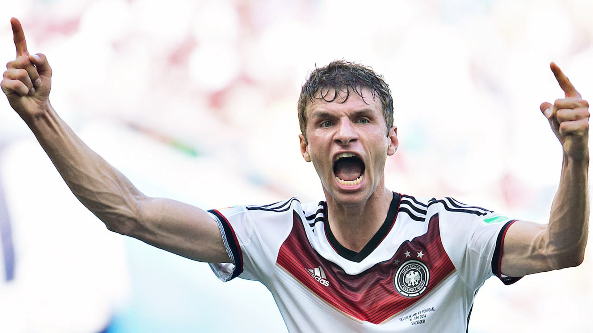 Thomas muller German n...