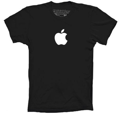 Playera Apple Logo Tee www.skiddawshop.com