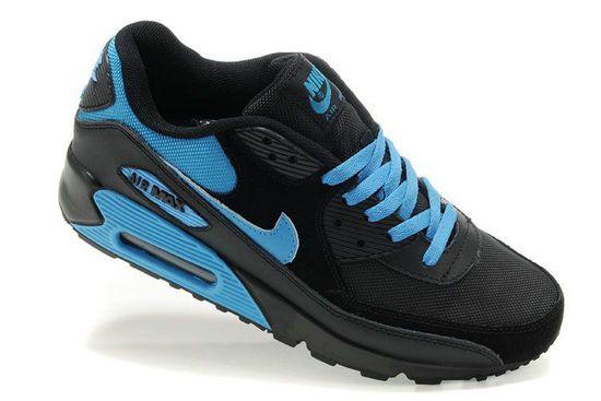 Nike Air Max 90 Brush Black Nike Air Max Air Max 90 Tenis Nike Preto