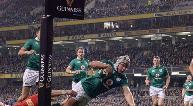 Guinness Series: Rep. Irlanda vence e convence frente ao Canadá