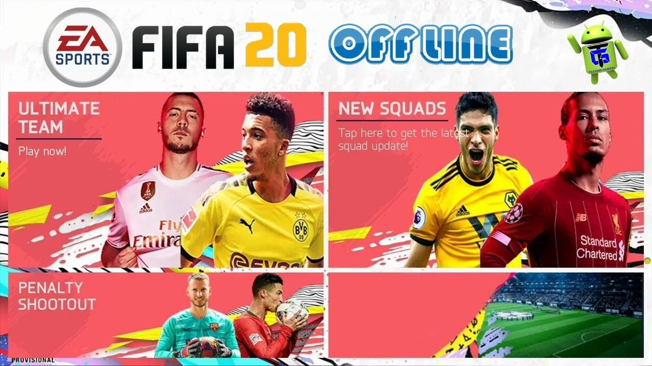 FIFA 20 Android Offline 800MB Download Fifa 20, Fifa
