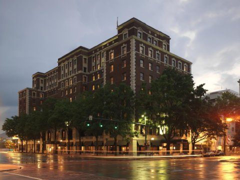 Read House Hotel In Downtown Chattanooga Now A Sheraton And On The National Historic Register