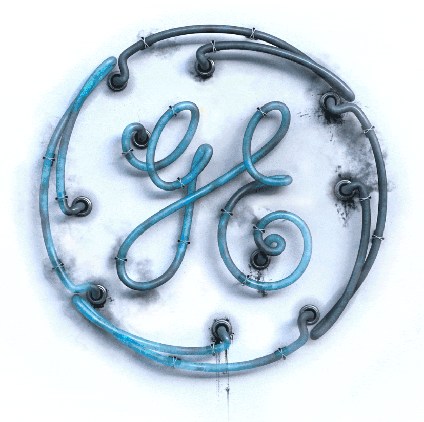 ge logo in neon clever gif animation to accompany an on wall street journal crossword id=17022