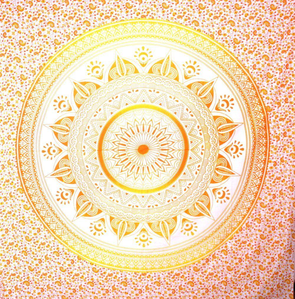 Amazon.com - Hippie Hippy Wall Hanging Indian Mandala Tapestry ...