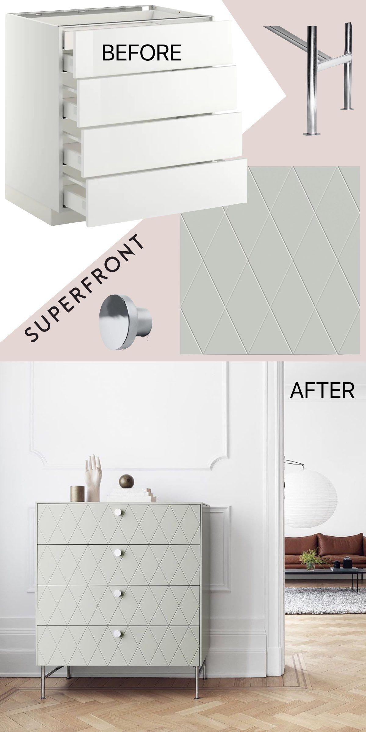 Superfront Avis Pour Transformer Cuisine Ikea Clem Around The Corner En 2020 Meuble De Cuisine Ikea Avant Apres Meubles Ikea