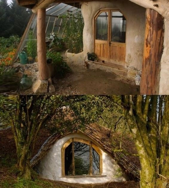 How To Build A Hobbit House Hobbit House The Hobbit Natural Homes