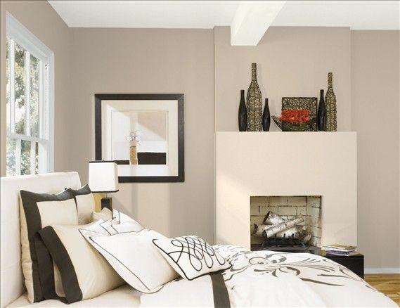 Pismo Dunes Benjamin Moore Bedroom