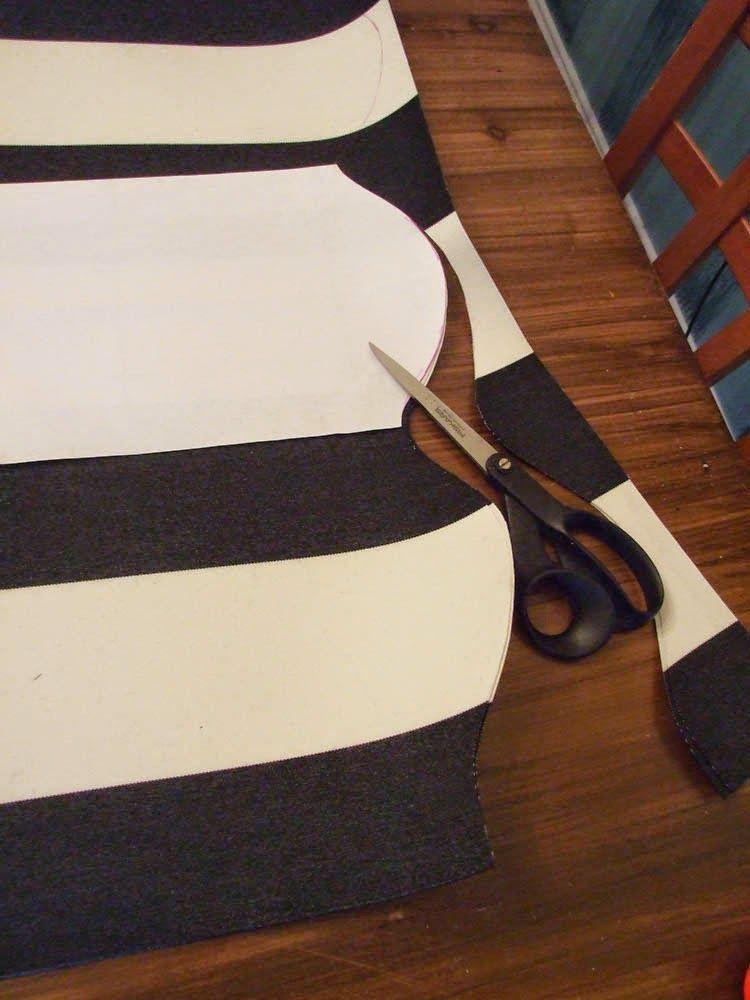 Jennifer Jangles Blog Sewing An Awning Cushions And