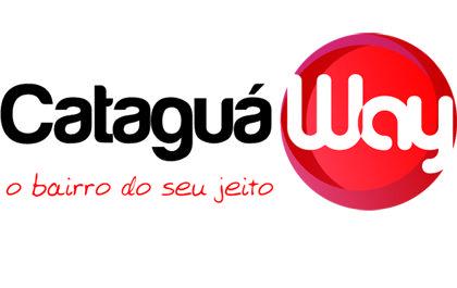 Logo do Cataguá Way, o bairro do seu jeito ;-)