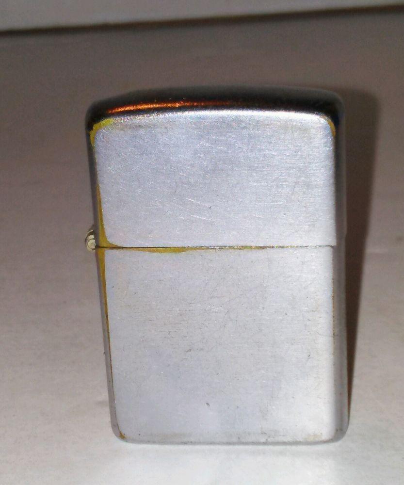 Zippo Lighter 1940's PAT. 2032695 All Original Vintage