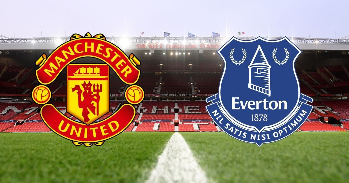 Manchester United Vs Everton Highlights Match Stats And Man Utd V Everton Video Watch Tv Show Sky Sports Official Manchester United Everton Everton Soccer