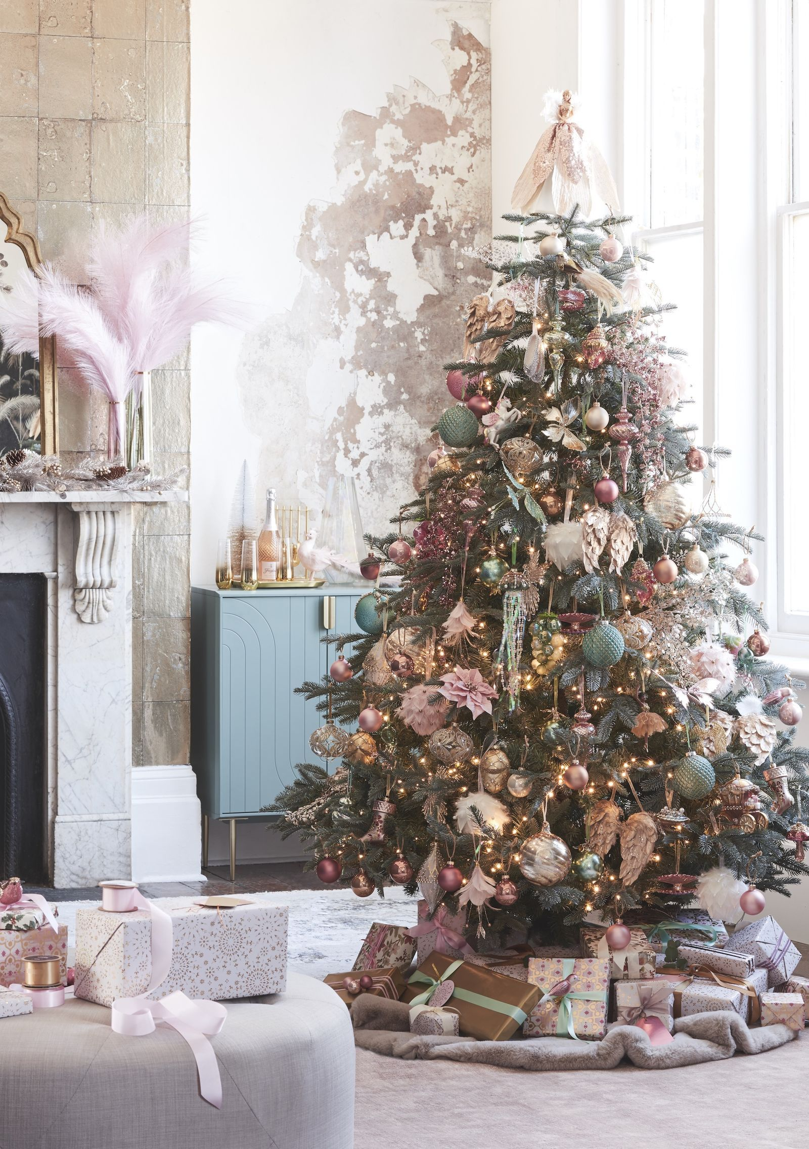 John Lewis Reveals Its Top Christmas Decorating Trends For 2020 In 2020 John Lewis Christmas Decorations John Lewis Christmas Unlit Christmas Trees