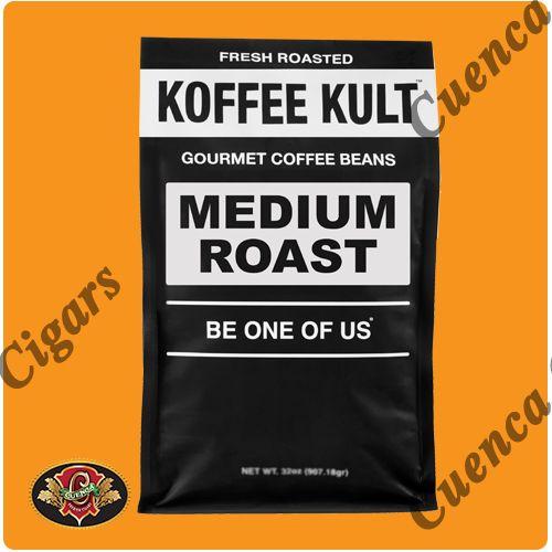 Gourmet Koffee Kult Medium Roast Coffee for Sale - Price: $15.50