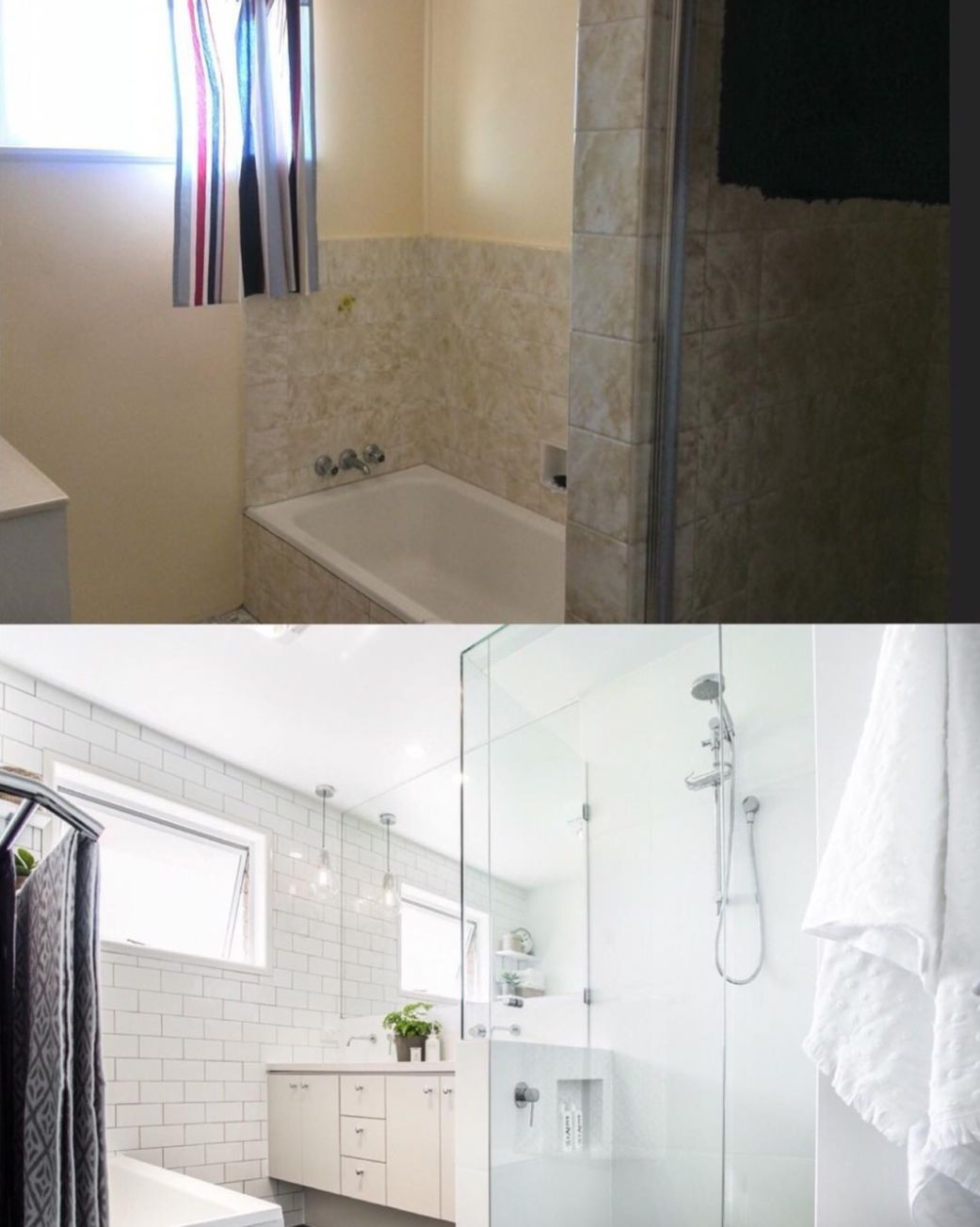 You Can View Bathroom Remodel Ideas Love It Bathroom Afterbefore Bathroomremodel Full Bathroom Remodel Shower Remodel Bathrooms Remodel
