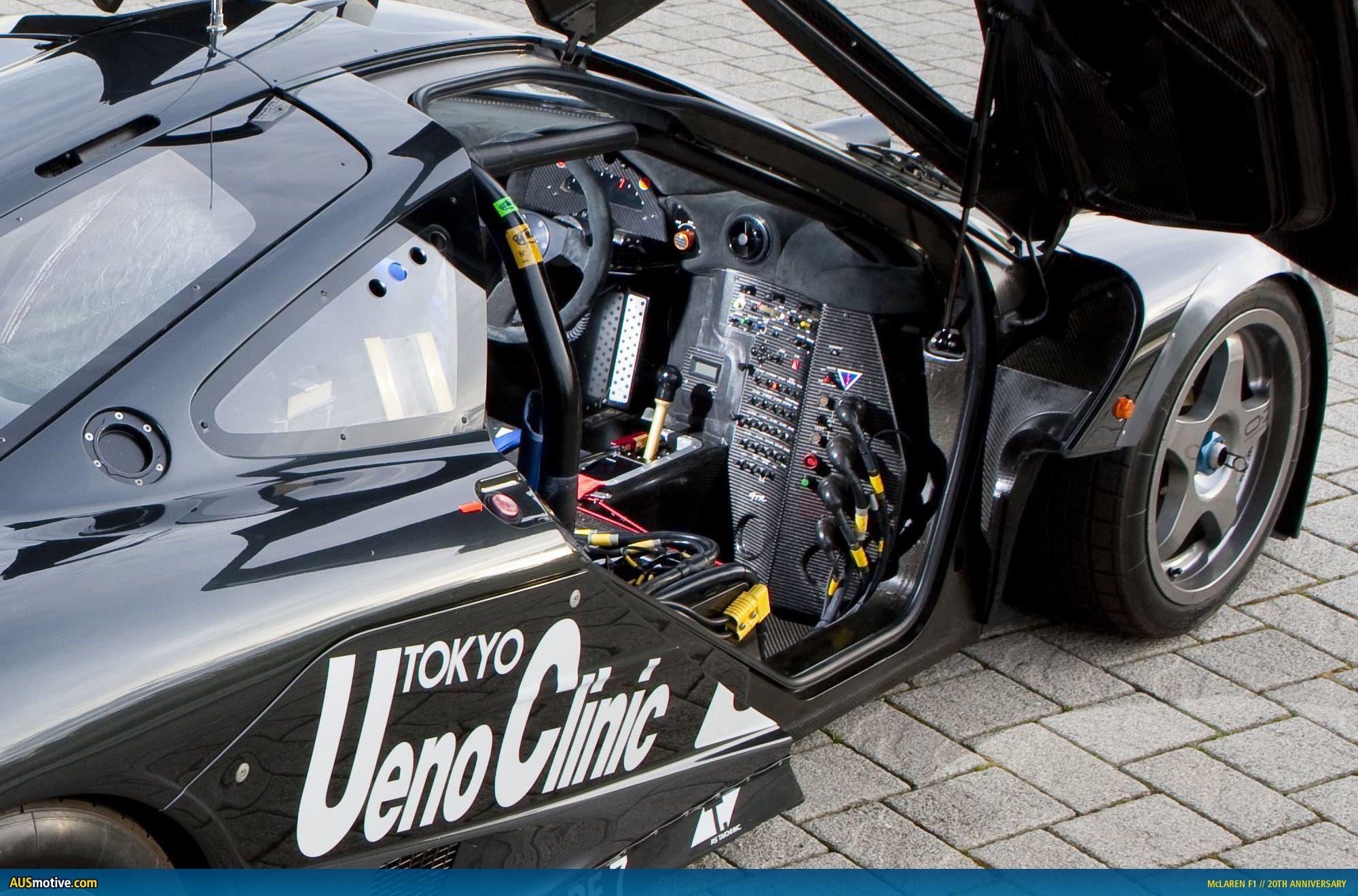 Twenty Years Of The McLaren
