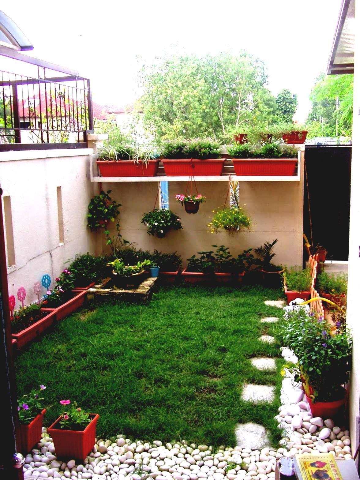 Small Backyard Landscaping Ideas Do Myself Bbq Area Garden ...
