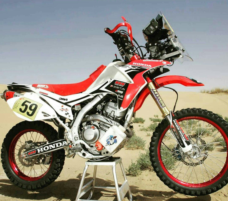 motocross w galerii gemini