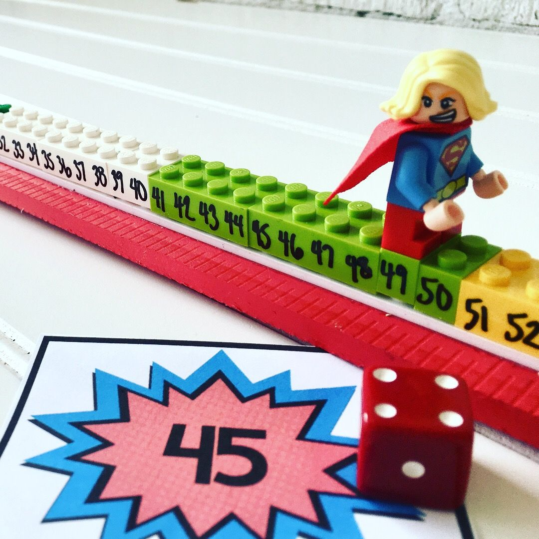 Superhero Math Unit