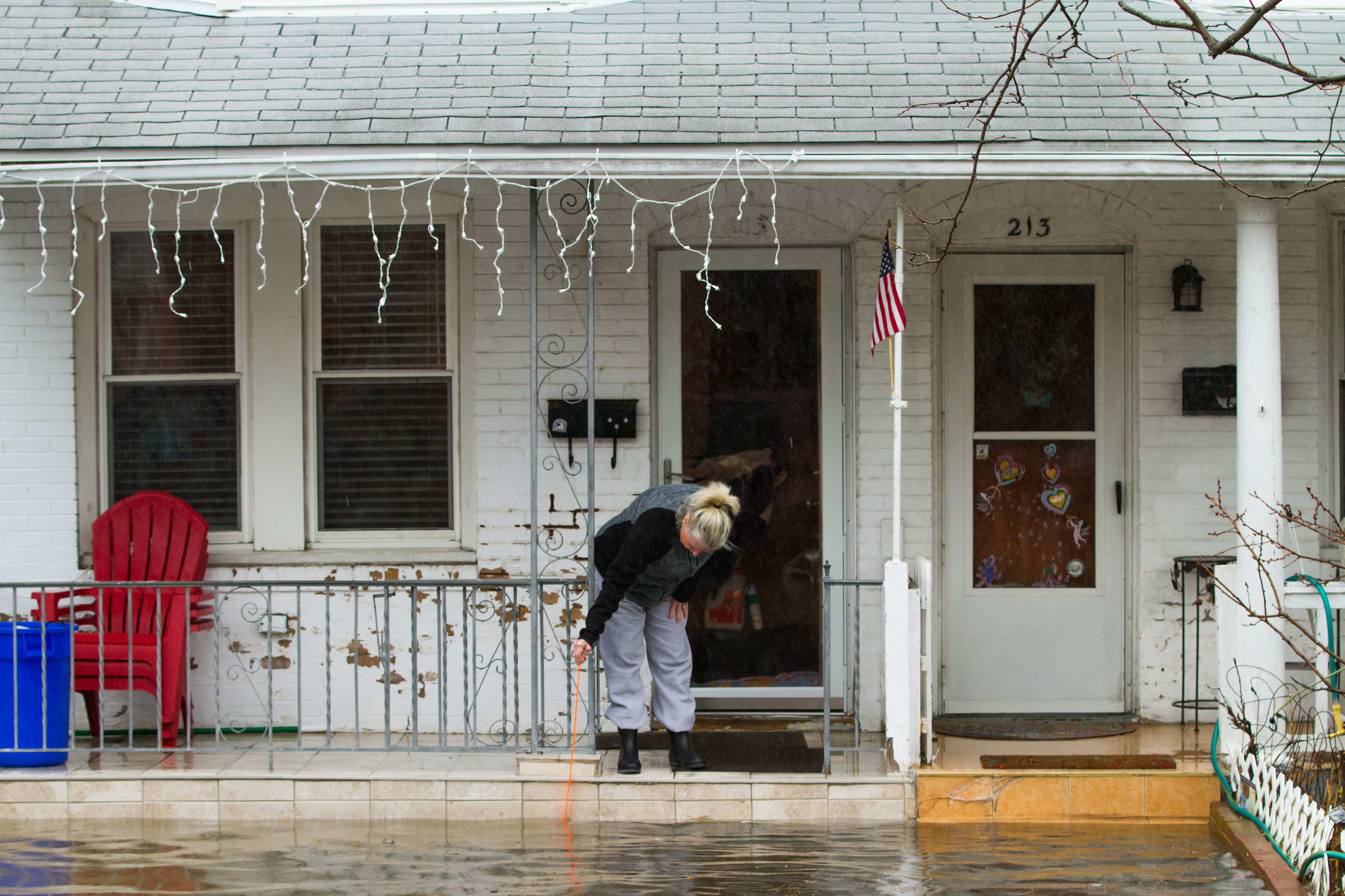 Flooding In New Jersey Floods Are Driving Up Insurance Rates