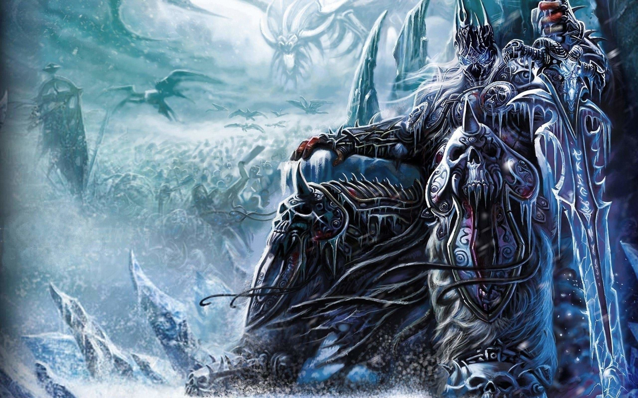 2560x1600 World Of Warcraft Wrath Of The Lich King