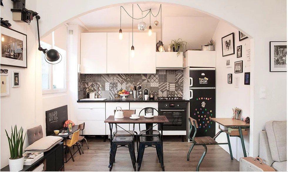 Marion Nassou est architecte d\u0027intérieur, et a créé sa propre agence - comment organiser son appartement