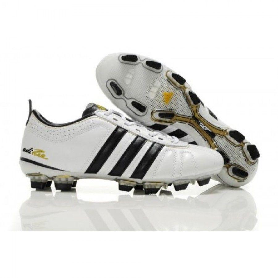 2011-12 Hot Selling Adidas Adipure IV TRX FG White Soccer Shoes