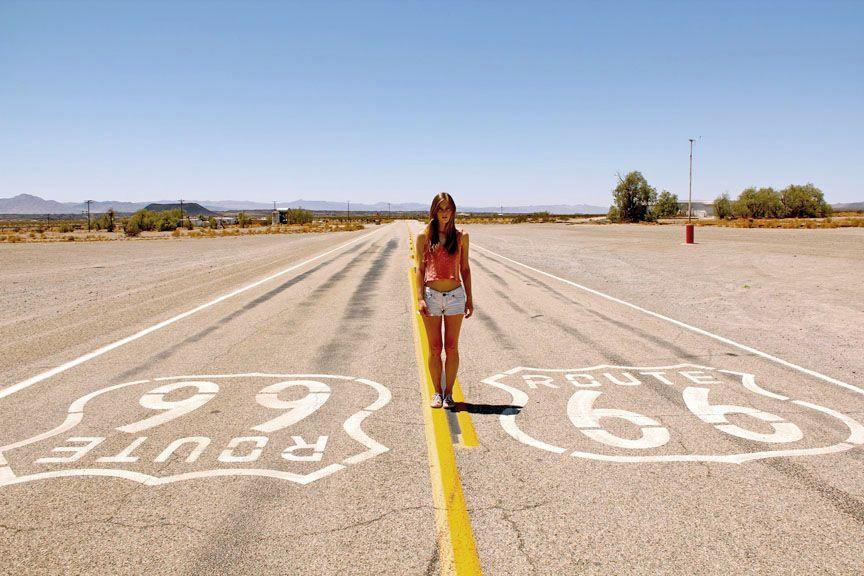 Can You Still Get Your Kicks on Route 66  Pictures Trips and