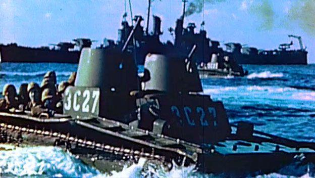Amphibious Assaults of World War II