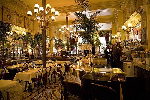 Le grand colbert paris i have not yet been to this wonderful restaurant caf - Restaurant le paris lutetia ...