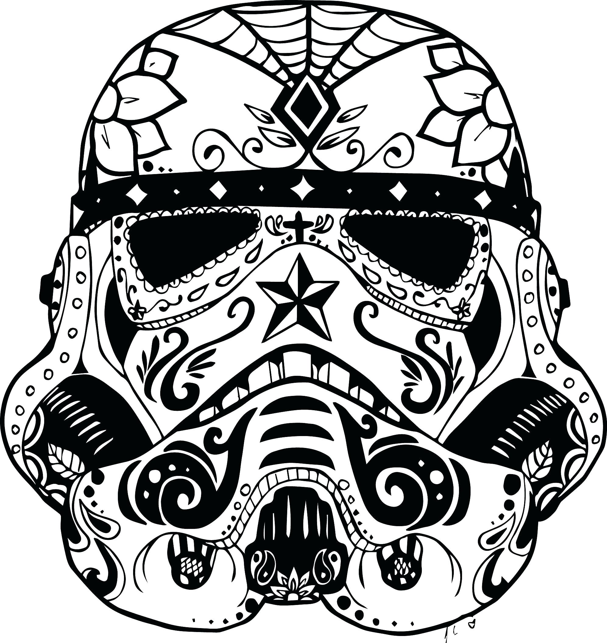 Free Coloring Pages Trippy Pictures