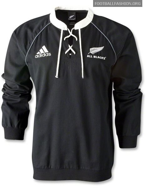 New Zealand All Blacks adidas 2012 Retro Rugby Jersey f67612920