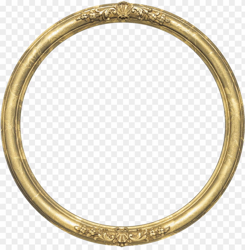 Free Png Round Frame Png Transparent Image Circular Gold Frame Png Image With Transparent Background Png Images Transparent In 2020 Free Png Png Images Round Frame