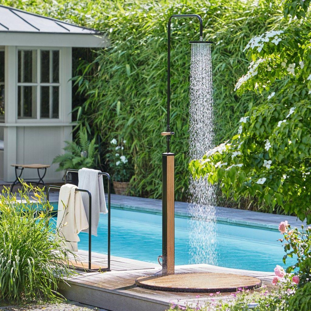 Gartendusche Erfrischung Bitte Gartendusche Dusche Garten