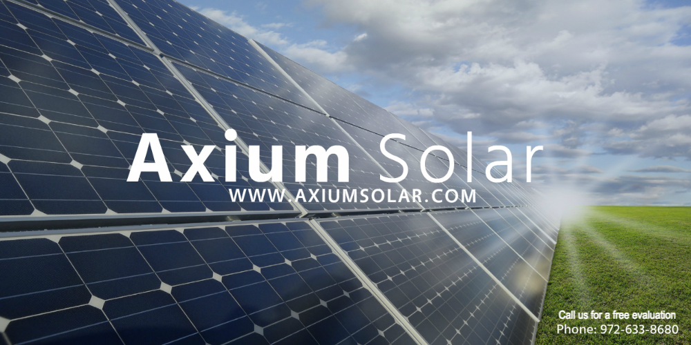 Pin by Axium Solar on Axium Solar Office | Solar, Solar